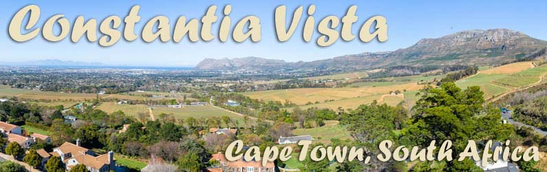 Constantia Vista - Luxury Self-Catering Suites - Holiday Rental Apartments, Cape Town - South Africa