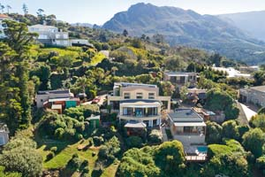 Constantia Vista - Cape Town - South Africa - Aerial View - click for larger image