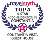 Travel Myth Best 4 star hotels in Constantia